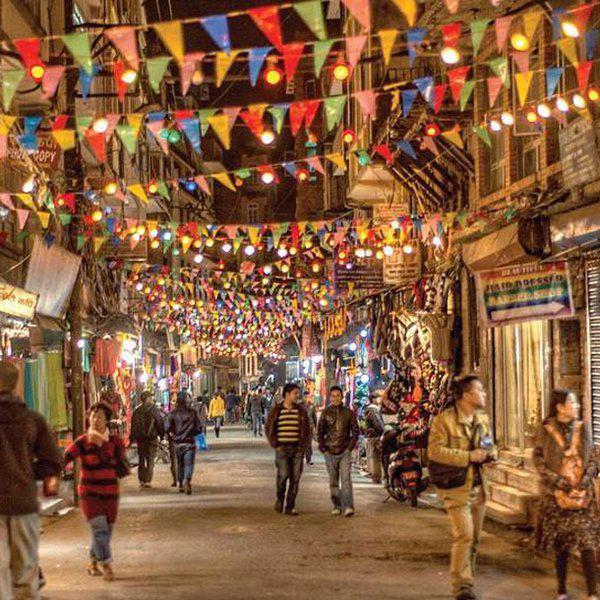 luogo di incontri a Kathmandu Nepal cultura dating norvegese